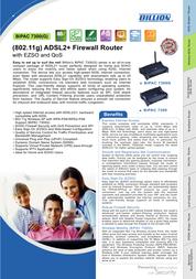 Billion BIPAC 7300 Leaflet