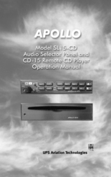 Apollo SL15-CD User Manual