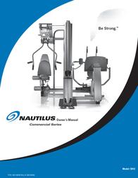 Nautilus S912 User Manual