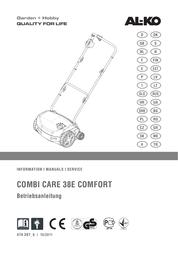 AL-KO Comfort 38 E Combi Care User Manual